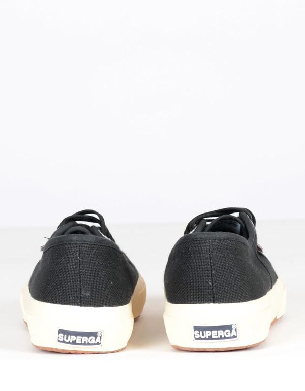 Men's Superga 2750 Cotu Classic Sneaker Men's Black