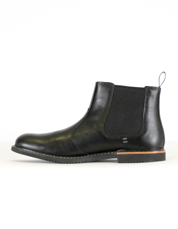 Men's Timberland Earthkeepers Brook Park Chelsea Boot Black