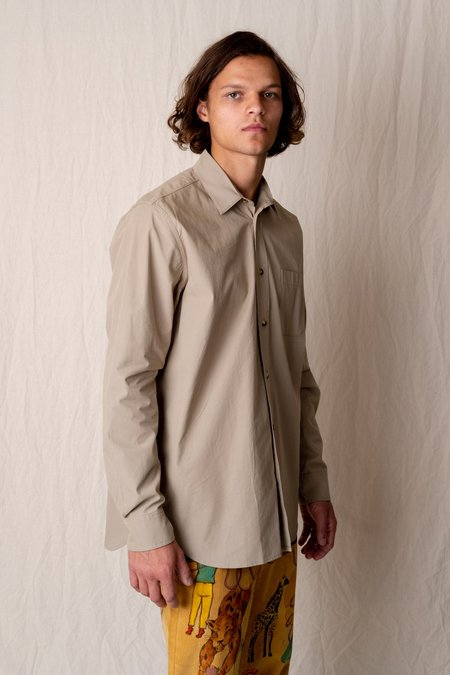 House of St. Clair 1905 SHIRT - TAUPE