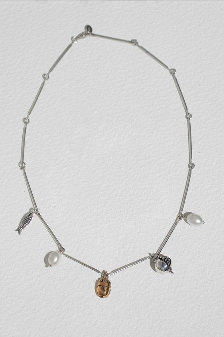 Pamela Love Collector Necklace - Sterling Silver