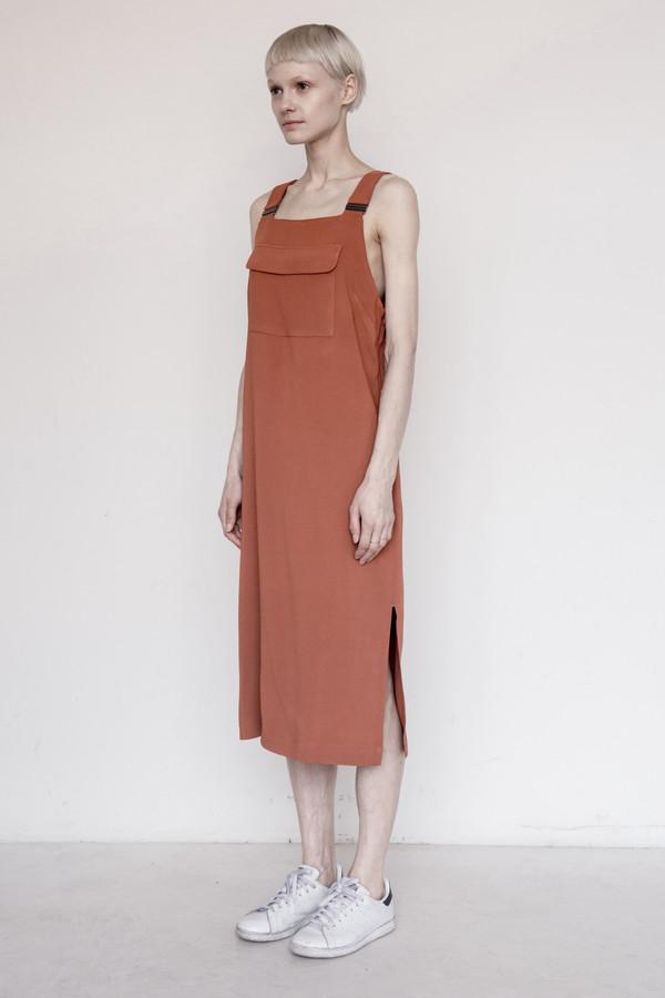 Nomia Viscose Pocket Dress