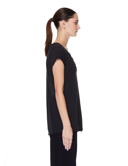 James Perse Dark Grey Supima Cotton T-Shirt