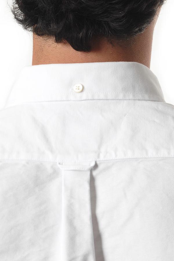 Men's Schnayderman's White Oxford One Shirt