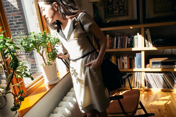 Amanda Moss Mansfield Dress