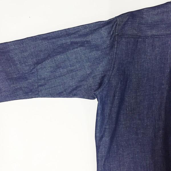 Sherie Muijs Shirt No. 18 - Denim