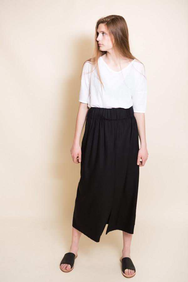 Miranda Bennett Paper Bag Skirt
