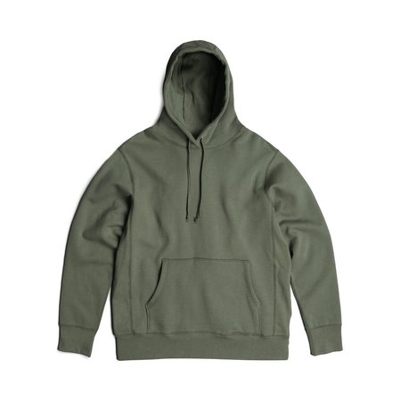 Robertson's Co. Standard Issue Pullover - Olive