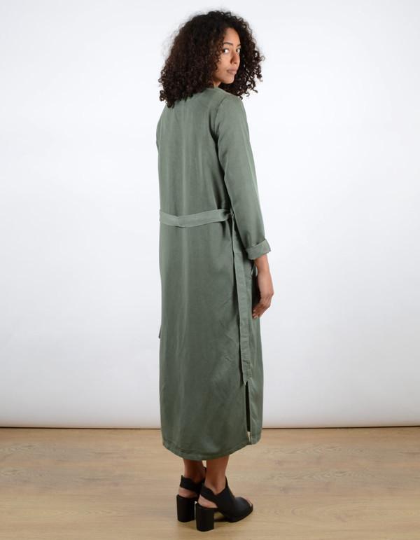 Minimum Katy Coat Castor Green