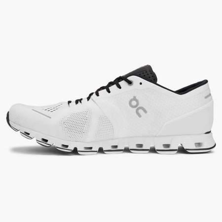 On Running Cloud X shoe - White/Black