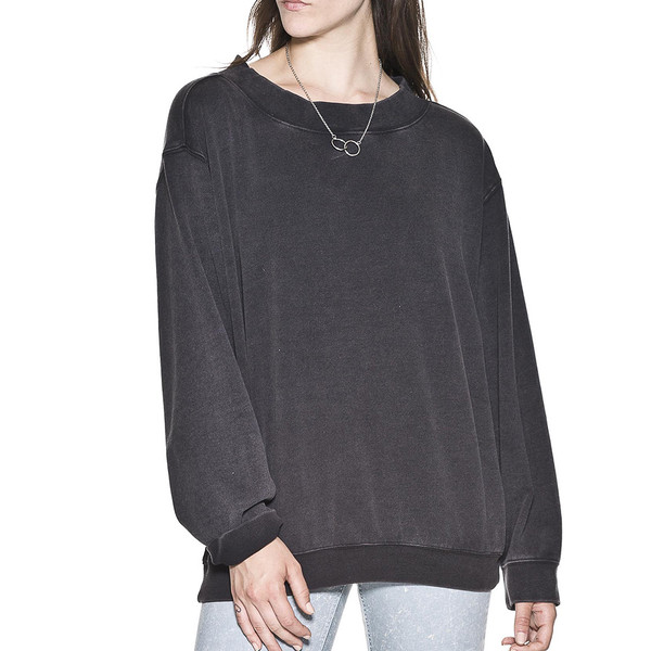 Cheap Monday Extend Sweat in Black