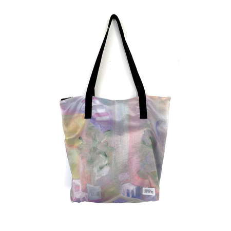 Strathcona Painted Glass Room Carry-All Bag