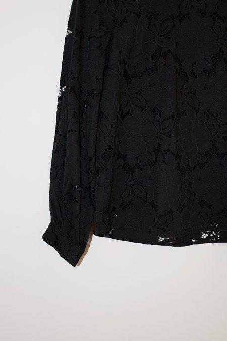 Just Female Maria Blouse - Black