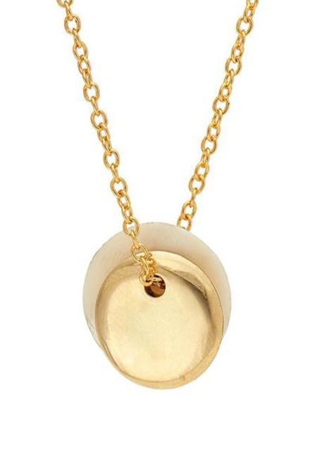 SOKO Mini Disc Necklace