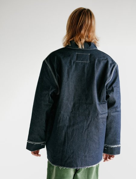 Camiel Fortgens Padded Denim Jacket