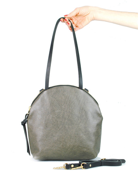 Eleven Thirty Anni Large Bag Steel