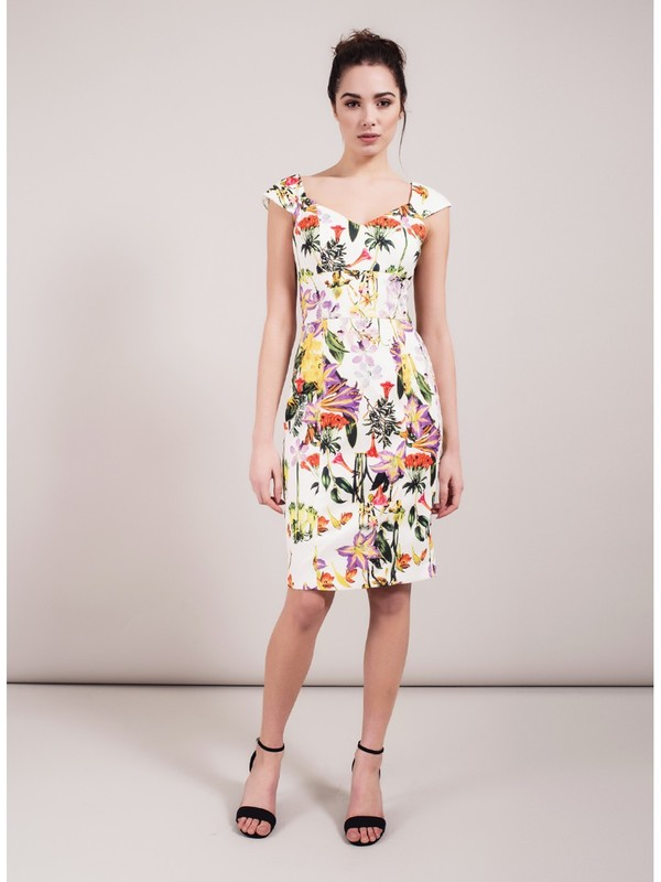 Darling Aoifie Fitted Dress