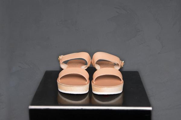 Ancient Greek Sandals Ancient Greek Dinami Platform Sandal