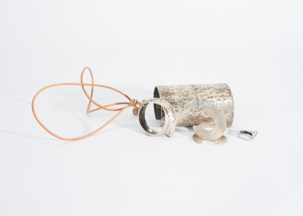 Simon Miller Wind Pendant Necklace