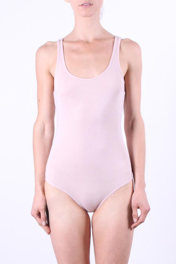 Calder Blake Bianca Bodysuit in Abalone