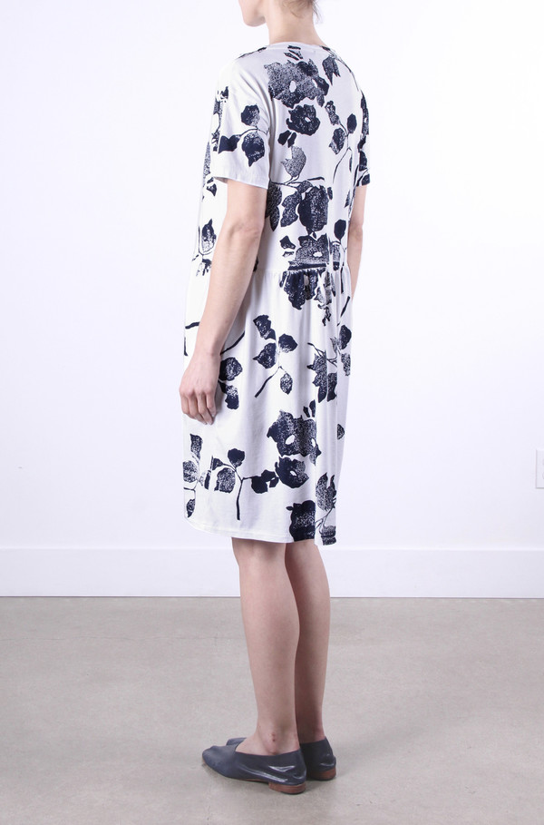 Elodie Dress in Flower Print