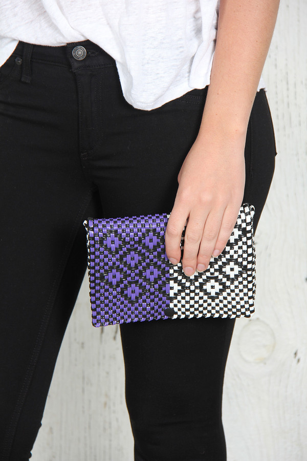 Truss NYC Folio Small Clutch