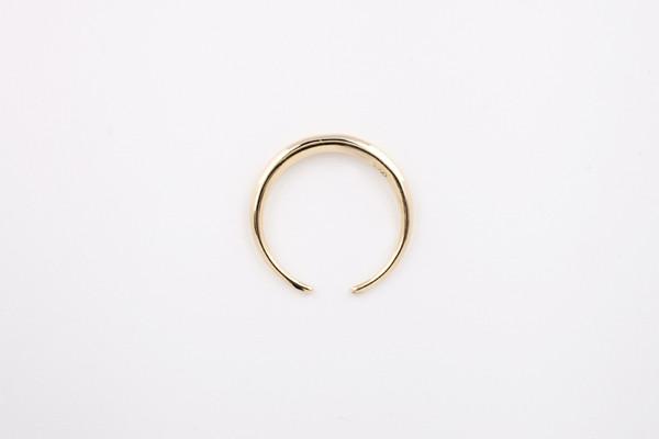 Gabriela Artigas Infinite Tusk Ring