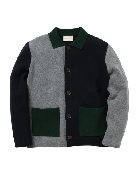 Country of Origin Lambswool Chore Jacket