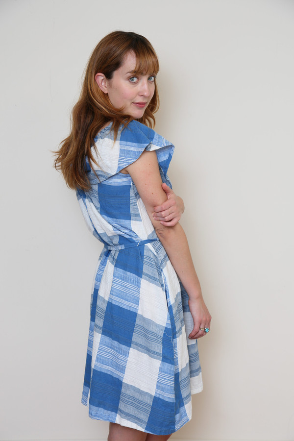 ace & jig adriatic dress in banner