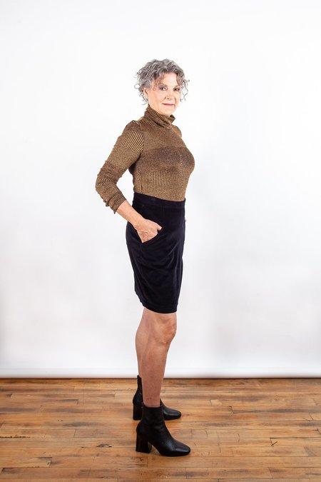 Eve Gravel Inside Jokes Skirt