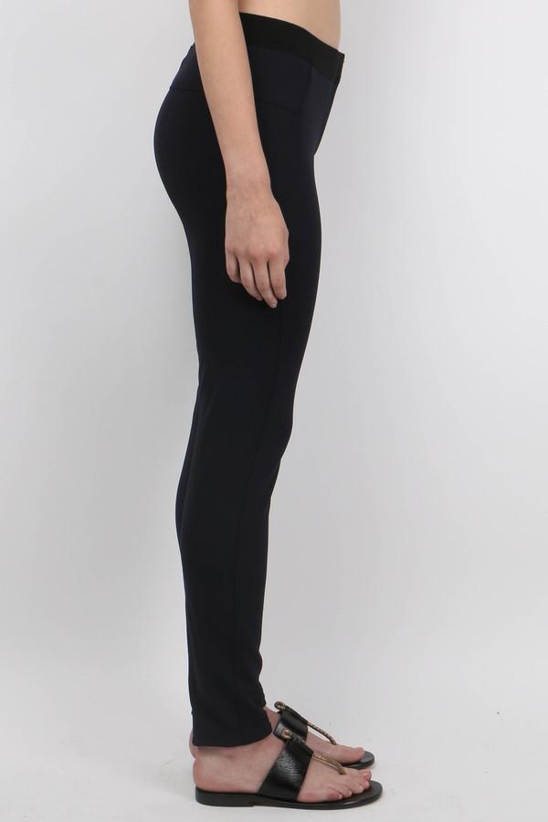 Veronica Beard Scuba Legging - Navy