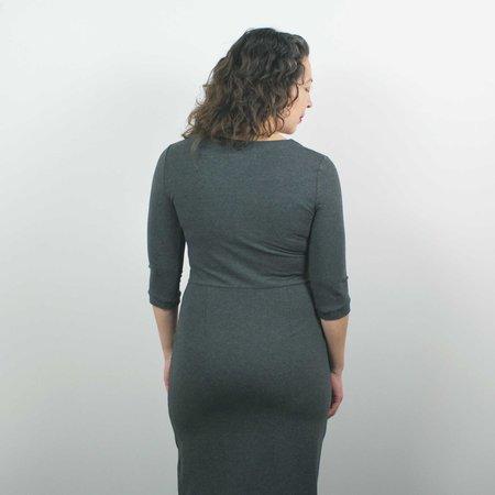 Atelier b. Jersey Dress - Heather Grey