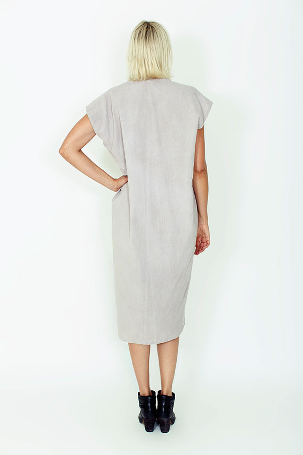 Miranda Bennett Dusk Everyday Dress, Oversized Cotton