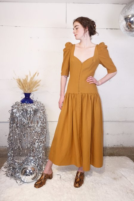 Mara Hoffman Phaedra Dress - Khaki