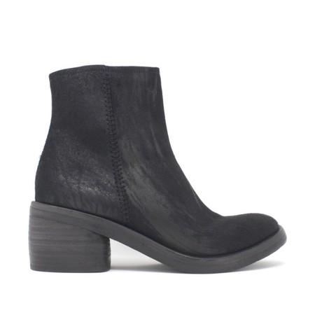 Puro Secret Handwork Boot - Black