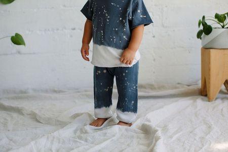 kids Little Moon Society Sloan Sweats - Obsidian