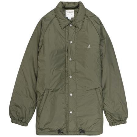 Gramicci padding coaches jacket - Olive