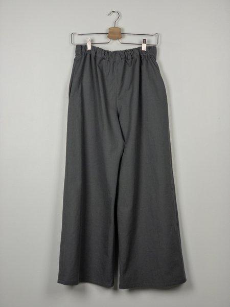 Devlyn Van Loon Straight Leg Pant - Dark Grey Canvas