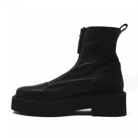 Puro Secret The Mood Boots - Black