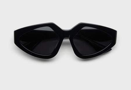 Lula Pace Lux 01 Sunglasses - Black/Black