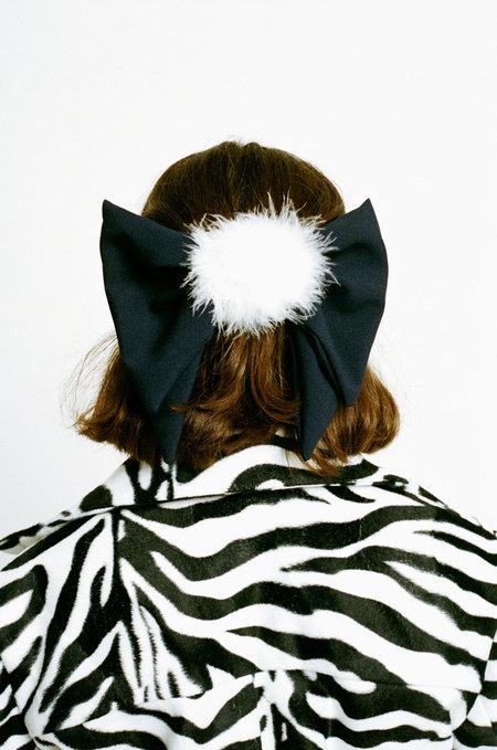 WALD Maria Callas Hair Bow - Black