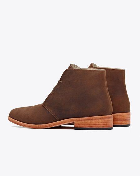 Nisolo Isa Boot - Oak