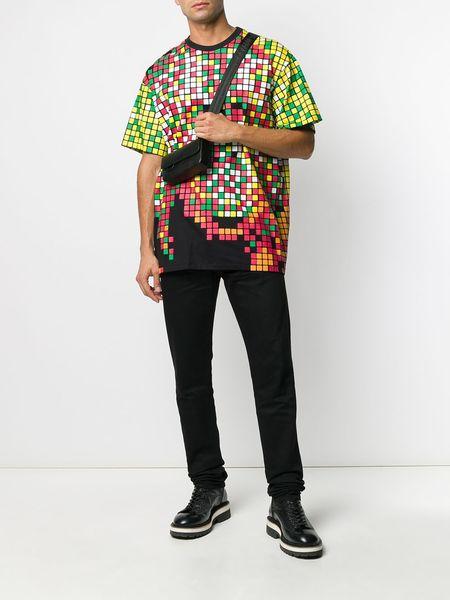 KTZ Orangutan Pixel Print T-Shirt