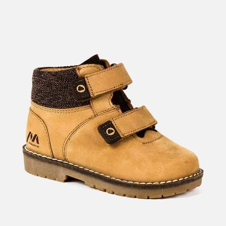 Kids Mayoral Mountain Leather Bootie