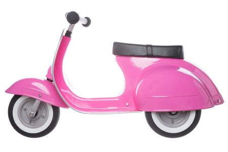 kids Ambosstoys PRIMO ride on Toy - Pink