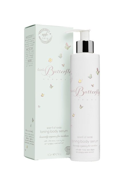 Little Butterfly London Scent of Seas Toning Body Serum
