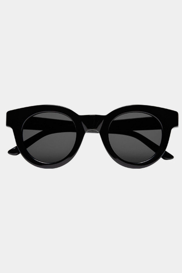 Sun Buddies Type 02 Sunglasses - Black
