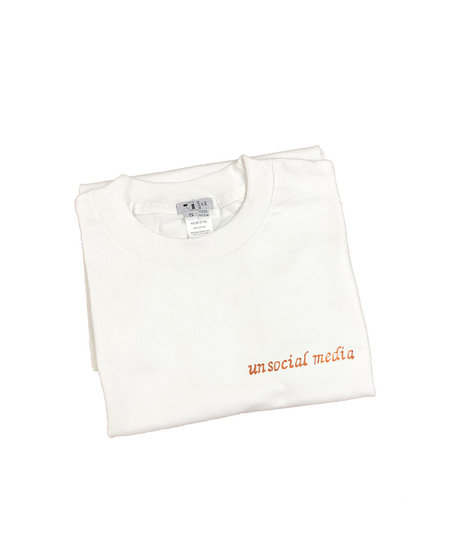 House of 950 embroidery tee shirt unsocial media