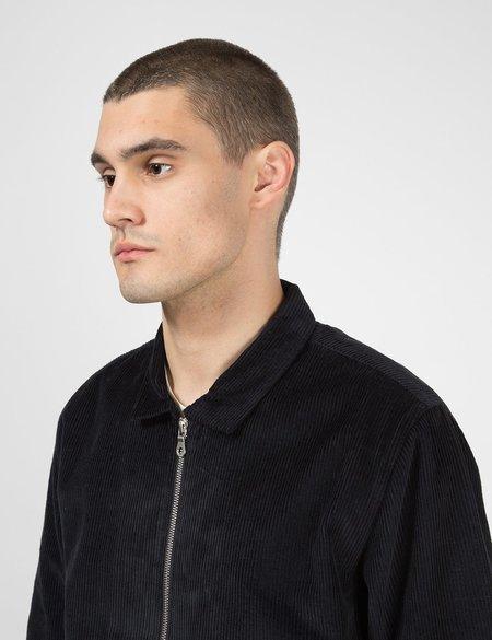 Folk Signal Cord Jacket - Charcoal Grey
