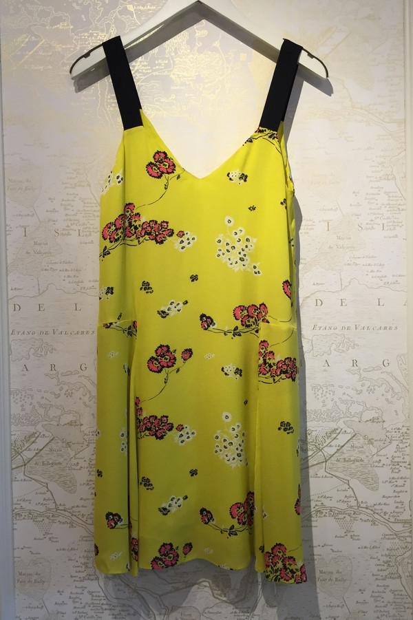 A.L.C. 'Serena' floral dress