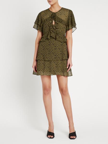 Misa Los Angeles Ignacia Dress - Green